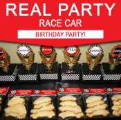 Race Car Birthday Party Ideas | Printable Templates