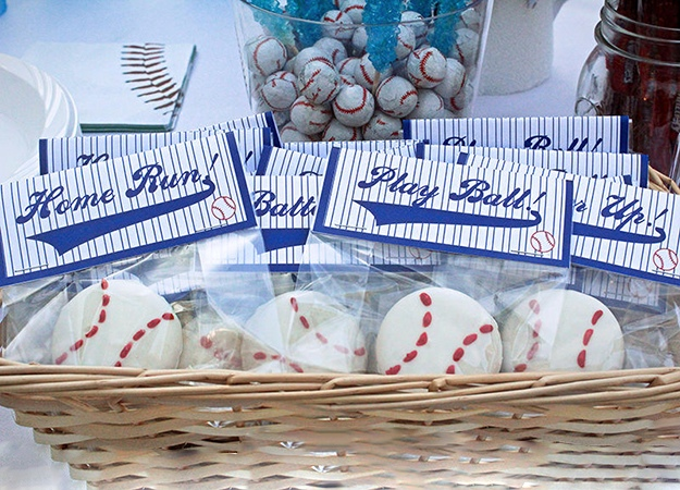 Baseball Birthday Party | Baseball Party Ideas